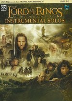 LORD OF THE RINGS THE VIOLIN/CD