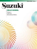 SUZUKI CELLO SCHOOL CELLO PART VOLUME 1