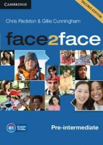 face2face Pre-intermediate Class Audio CDs (3)