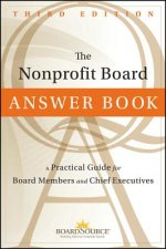 Nonprofit Board Answer Book