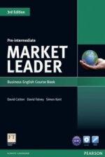 Market Leader 3rd Edition Pre-Intermediate Coursebook & DVD-Rom Pack