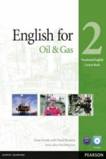 English for the Oil Industry Level 2 Coursebook and CD-ROM Pack