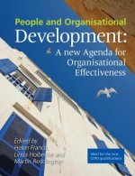 People and Organisational Development : A New Agenda for Org