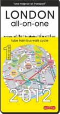 London All-on-One: Tubes, Buses, Trains, Walking and Cycling