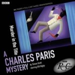 Charles Paris Murder In The Title CD