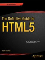 Definitive Guide to HTML5