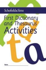 First Dictionary and Thesaurus Activites