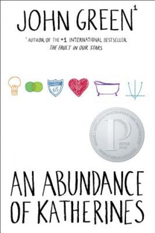 An Abundance of Katherines. Die erste Liebe (nach 19 vergeblichen Versuchen), englische Ausgabe