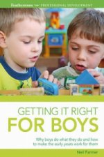 Getting it Right for Boys