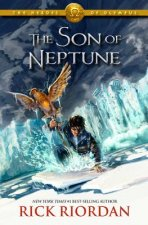 Heroes of Olympus, Book Two the Son of Neptune