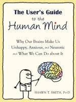 User's Guide to the Human Mind