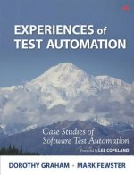 Experiences of Test Automation