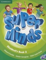 Super Minds Level 2 Student's Book with DVD-ROM