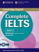 Complete IELTS Bands 4-5 Workbook without Answers with Audio