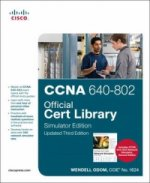CCNA 640-802 Exam Certification Library, w. CD-ROM