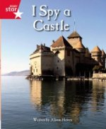Clinker Castle Red Level Non Fiction: I Spy a Castle Single