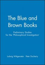 Blue and Brown Books