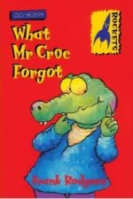 What Mr. Croc Forgot