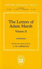 Letters of Adam Marsh