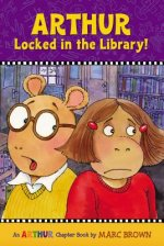 Arthur Locked in the Library!