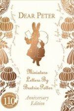 Dear Peter Miniature Letters by Beatrix Potter