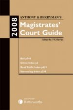 Anthony and Berryman's Magistrates' Court Guide