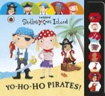 Ladybird Big Noisy Book - Skullabones Island: Yo-ho-ho Pirat