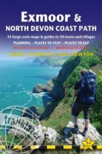 Exmoor & North Devon Coast Path: Trailblazer British Walking