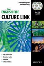 New English File Culture Link Workbook CD and DVD Pack (Italy UK & Switzerland)