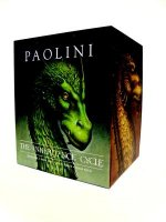 Inheritance Cycle 4-Book Hard Cover Boxed Set (Eragon, Eldes