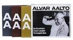 Alvar Aalto - Das Gesamtwerk / L'oeuvre complète / The Complete Work, 3 Teile