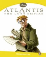 Penguin Kids 6 Atlantis: Lost Empire Reader