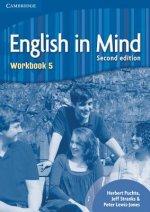 English in Mind Level 5 Workbook