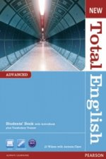 New Total English Advanced Students' Book with Active Book Pack