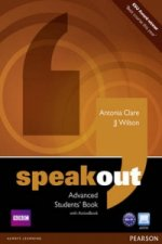Speakout Advanced Students' Book and DVD/active Book Multi R