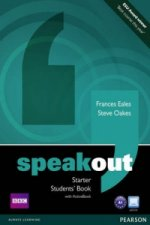 Speakout Starter Students Book with DVD/active Book Multi RO