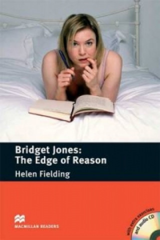Macmillan Readers Bridget Jones Edge of Reason Intermediate Pack