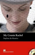 My Cousin Rachel - Book and Audio CD Pack - Intermediate