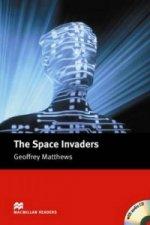 Macmillan Readers Space Invaders The Intermediate Pack