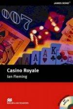 Macmillan Readers Casino Royale Pre-Intermediate Pack