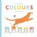 Animal Colours Board Book