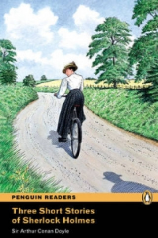 Level 2: Three Short Stories of Sherlock Holmes Book and MP3 Pack