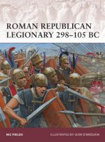 Roman Republican Legionary, 298-105 BC