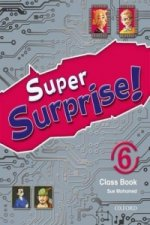 Super Surprise: 6: Course Book
