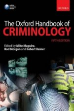 Oxford Handbook of Criminology