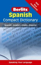 Berlitz Language: Spanish Compact Dictionary