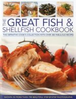 Great Fish & Shellfish Cookbook