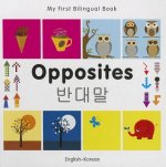 My First Bilingual Book - Opposites: English-spanish