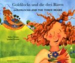 Goldilocks and the Three Bears in German and English