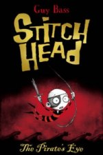 Stitch Head and the Pirate's Eye